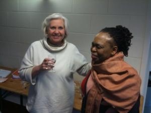 Brigitte Wiaux et Monique Misenga - Banyingela