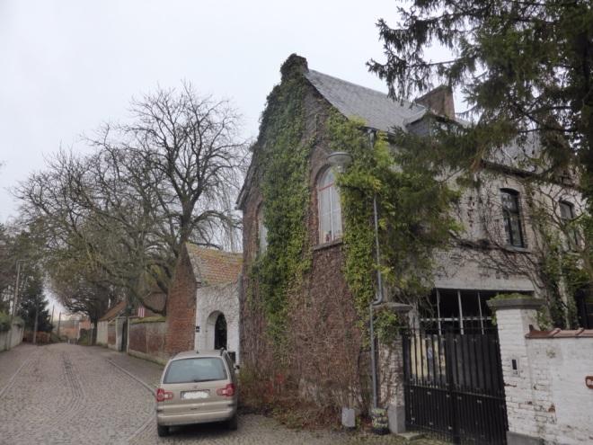 La maison que la commune vient d'acheter