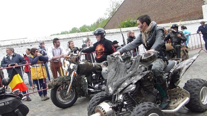 Et les motards