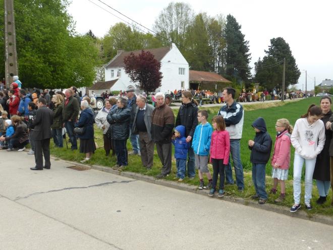 Le public venu nombreux.