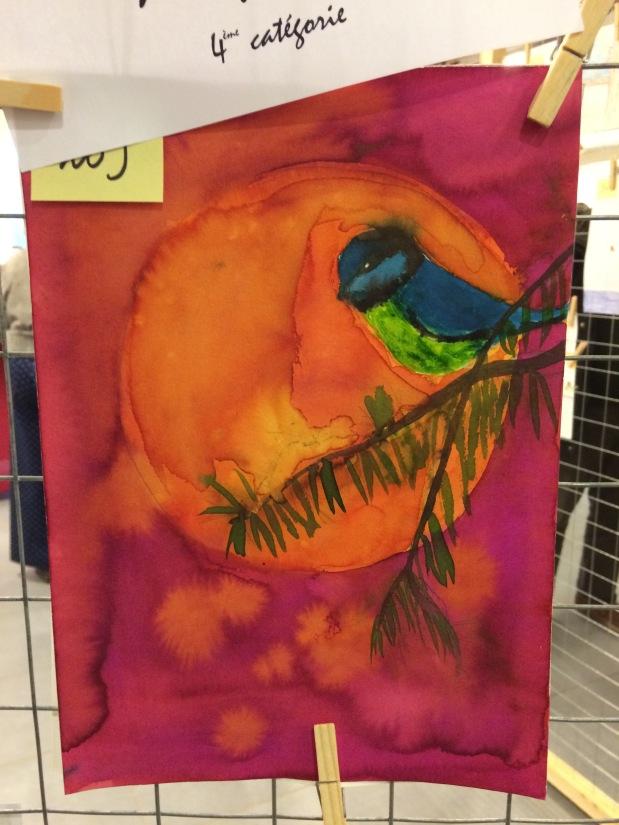 «Dessine-moi un oiseau»: 8ème concours de dessin sur le thème del'environnement